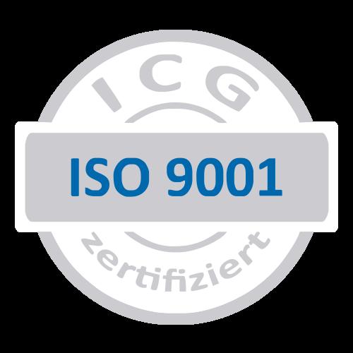 ISO 9001 Zertifizierte Personalberatung