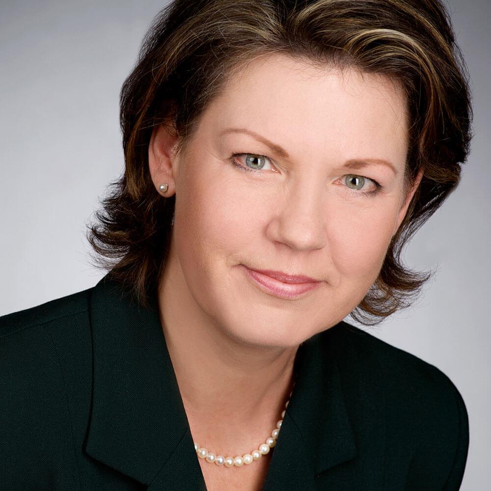 Geschäftsführerin von serviceline, Silvia Rohrbeck