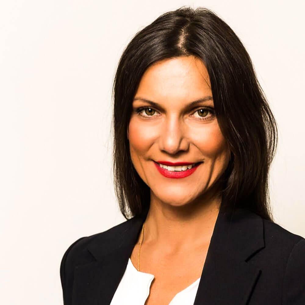 Geschäftsstellenleiterin aus Düsseldorf, Anja Habrichs