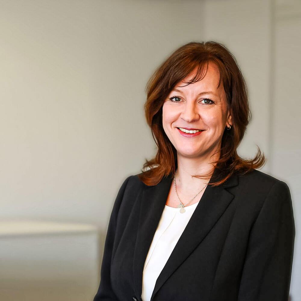 Geschäftsstellenleitung aus Berlin, Kathrin Habermann